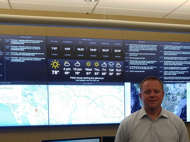Meet Wayne Homell, Whose Job Is to Keep You Safe, All Day