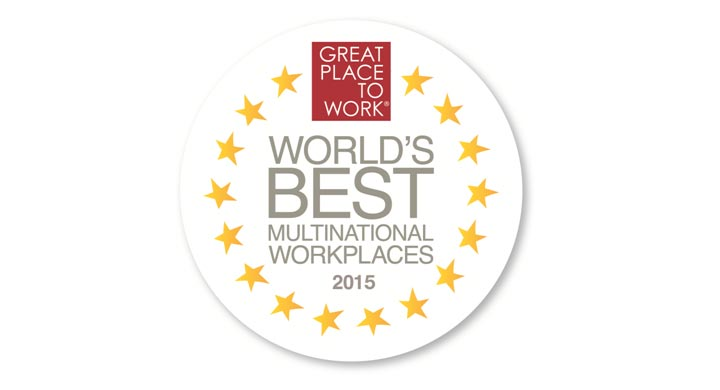 Best Multinational Workplaces Award Image