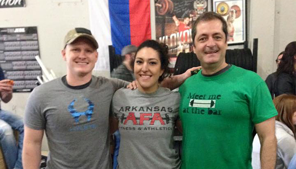 Photo of the Diamond State Barbell Club